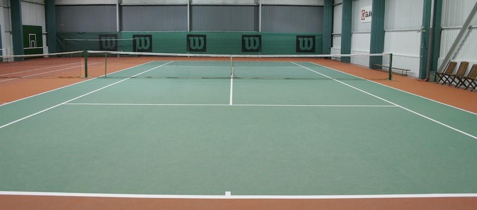 Vana-Sauga 38B tennisehall
